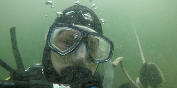 Kuidas Eesti meres sukeldudes teadust teha?