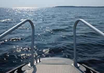 Pea igas liitris Eesti merevees leidub plastitükike